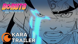 Boruto: Naruto Next Generations | KARA TRAILER
