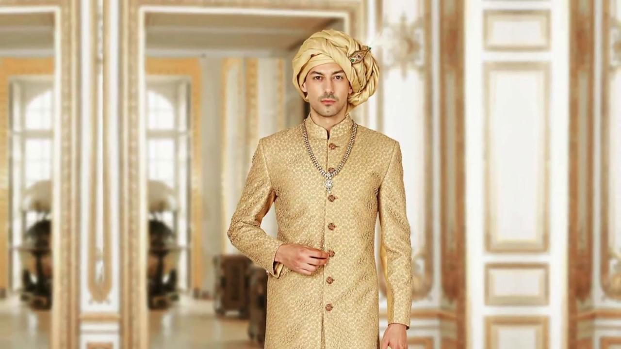All New Sherwani Styles For Mens 2018