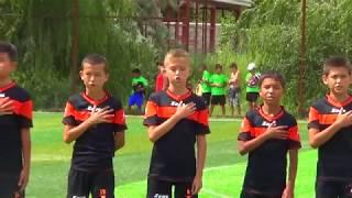 Международный турнир Barсhyn CUP 2018 ФИНАЛ  ALASH 2006/A Казахстан - Абдыш Ата (Кыргыстан)