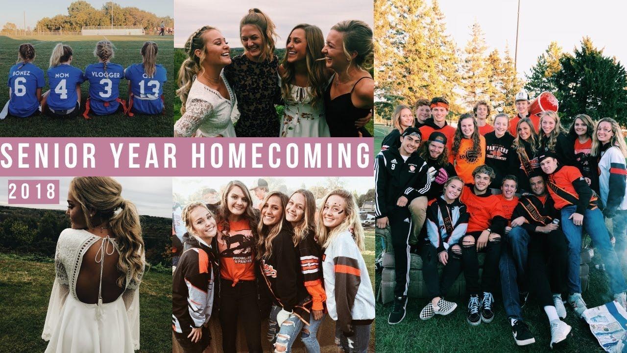 Homecoming 2018 Senior Year