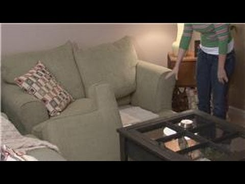 Housekeeping Tips How To Keep Couch Cushions From Slipping Youtube