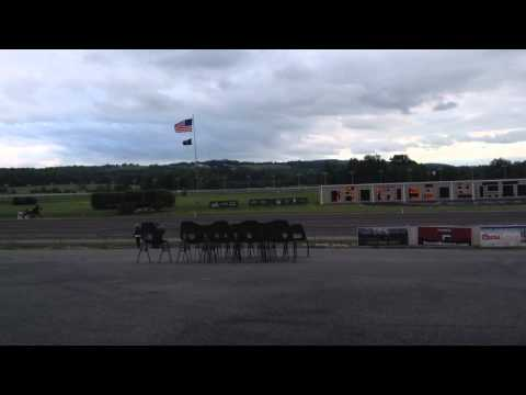 Vernon Downs Harness Racetrack