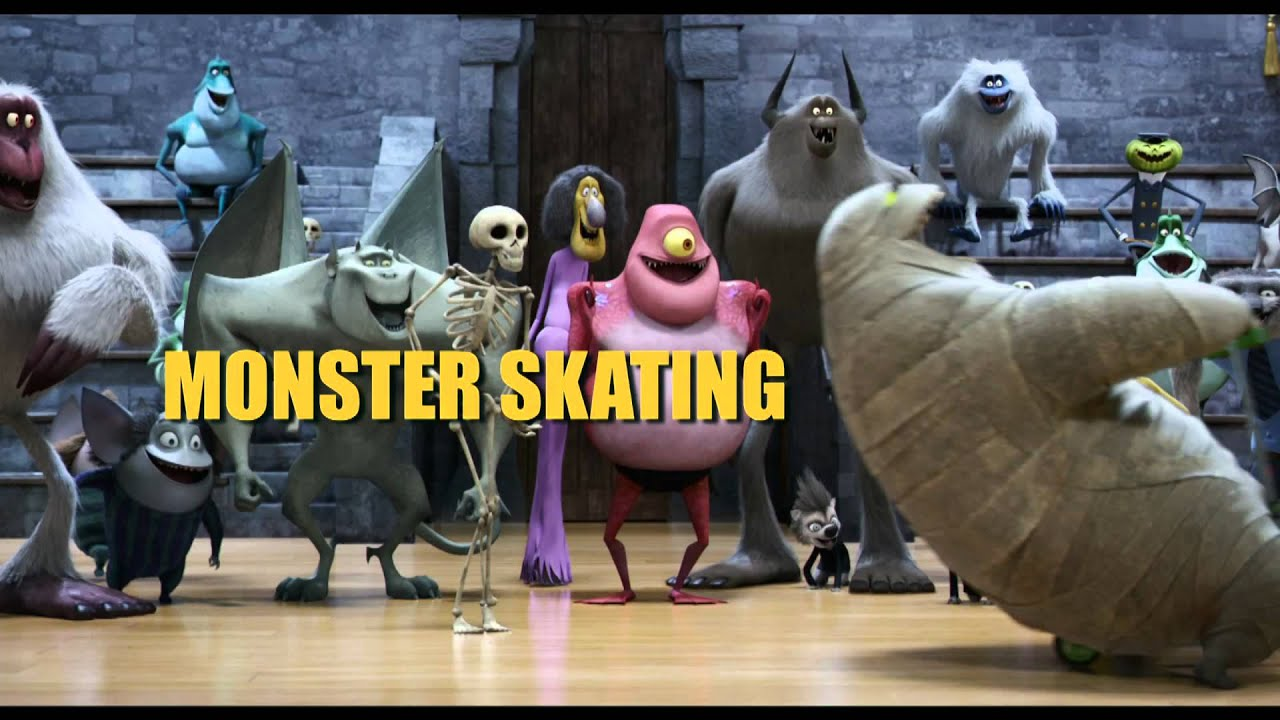 Hotel Transylvania - Monster Games Diving
