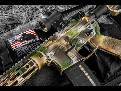 MC6 in Multicam Regional Distressed by Modern Outfitters AR-15