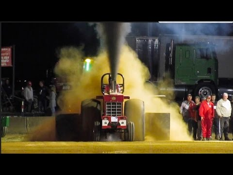Watch Tractor and Truck Pull