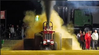 Tractor and Truck Pull Oct 2016 Grant Co