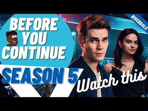 Download Riverdale: Season 4 & 5 Recap