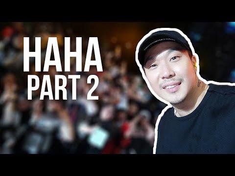 Ha Dong Hoon (HaHa) Funny Moments - Part 2