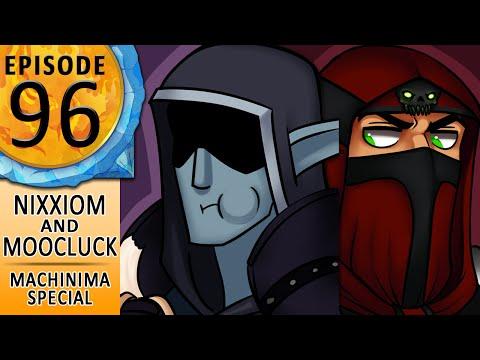 FinalBossTV #96 | Machinterview Special | Nixxiom & Moocluck