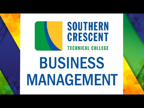 Business Management Program at Southern Crescent Technical College