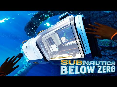 I MADE A MOBILE AQUARIUM!!   Subnautica Below Zero [#11]