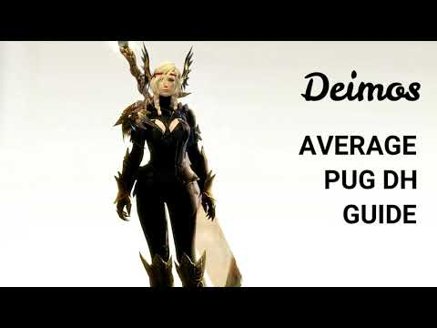 W4 - Deimos | Dragonhunter guide (scepter)