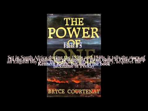 The Power of One (novel) Top # 5 Facts