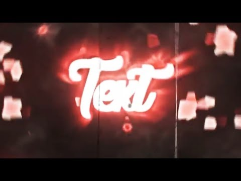 FREE RED Intro Template #886 Sony Vegas Pro + Tutorial