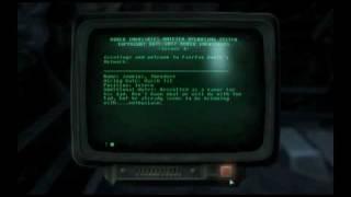 Fallout 3 Custom Map - Fairfax Vault