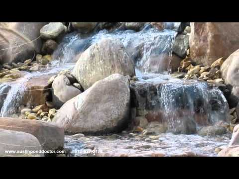 Austin Pond Cleaning, Austin Pond Treatments  --- www.austinponddoctor.com