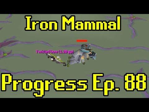 Oldschool Runescape - 2007 Iron Man Progress Ep. 88 | Iron Mammal