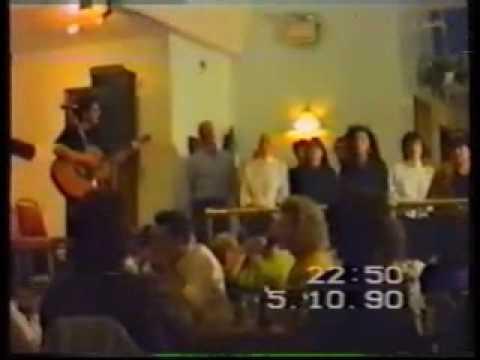 IRA Dinner Dance. 20/20 Vision Folk Choir 1990.Derry.