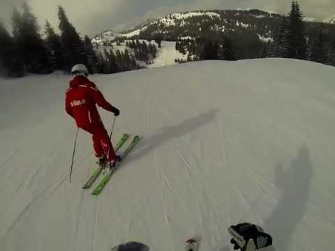 Ski à Villard sur Ollon Suisse Club Med