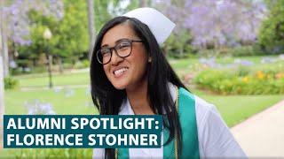 WCU Alumni Spotlight: Florence Stohner, BSN '19