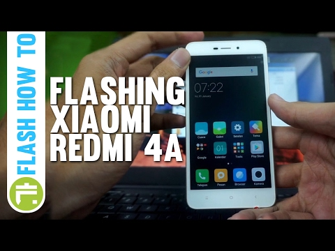 video cara flashing redmi 4a rolex