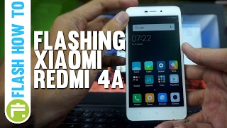 Tutorial Flashing Xiaomi Redmi 4A