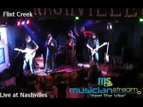 Flint Creek at Nashvilles.