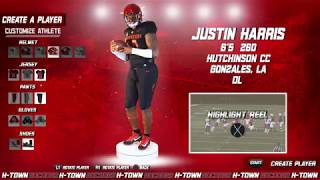 Houston Football: 2019 NSD: Justin Harris