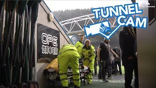 🏟 MIND THE CAMERA PHIL! TUNNEL CAM | Huddersfield Town vs Brighton & Hove Albion