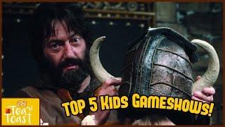 Top 5 Retro Kids Gameshows - Tea
