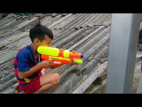( Phim Ngắn) Giải Cứu Con Tin | Phiên Bản Con Nít - NCT Vlogs.