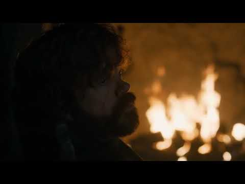 Game Of Thrones - 7x06 - Tyrion Tries To Council Daenerys |