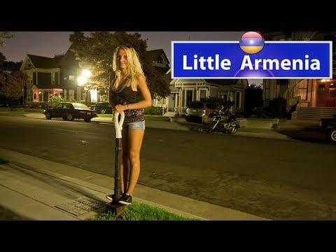 Краткий обзор одного из армянских районов Глендейла Лос Анджелес