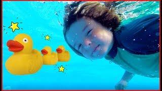 5 little ducks by Makar