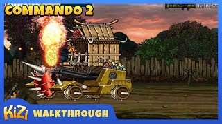 [Kizi Games] Commando 2 → Walkthrough