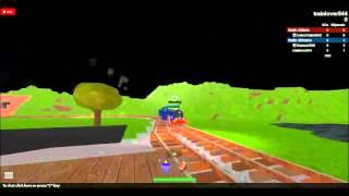 trainlover844 s ROBLOX video Railfanning 4