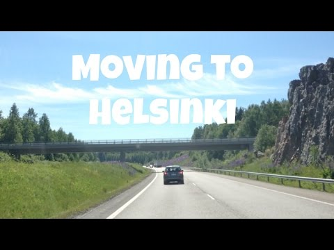 Moving to Helsinki