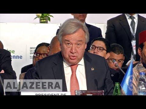 Libya slavery scandal overshadows EU-Africa summit