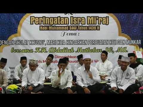 Yaa Rabbi Sholli Ala Muhammad Majelis Manaqib Dan Sholawat Hubbul Wathon