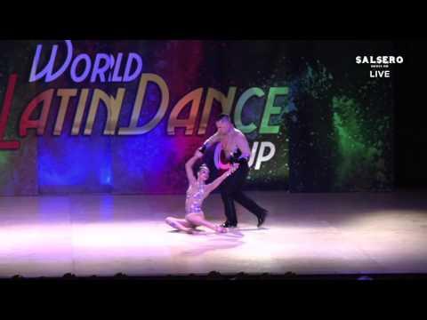 Harold Racano & Regan Hirose, Canada, Bachata Cabaret Couple Pro Champions, Final Round, WLDC 2015