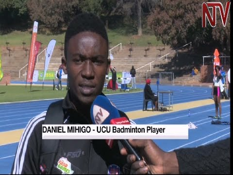 All Africa University Games: Uganda bags 2 gold medals in Badminton
