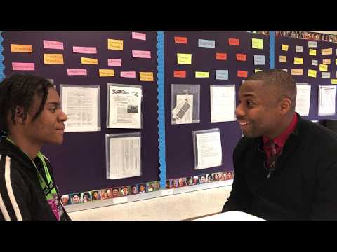Social-Emotional Learning (DESSA) interview with Nialah, Urban Assembly Unison School