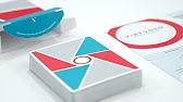 Обучение] Как удобно вскрыть пломбу на новой колоде карт? - YouTube