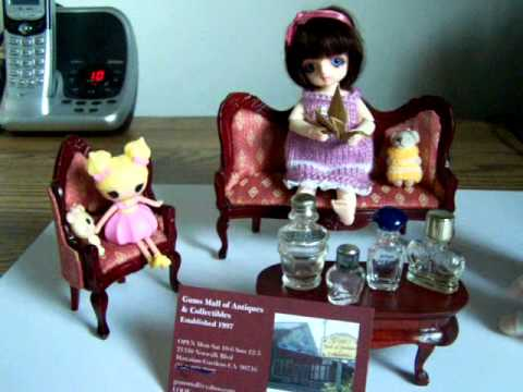 BJD Update - Interesting Finds at Gum's Mall of Antiques & Collectibles