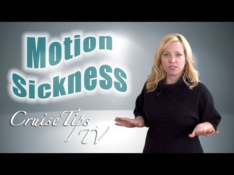 Cruise Tips TV #6 Motion Sickness and How to Prevent it