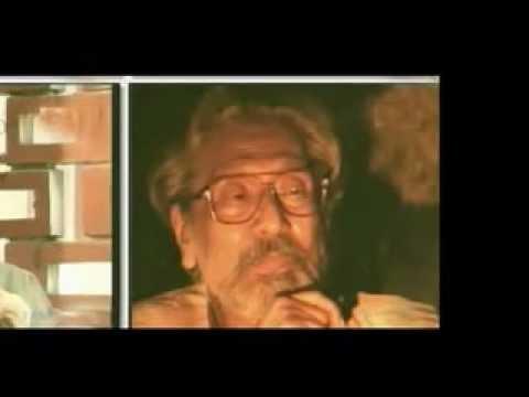 Bengali Poem Recited by Sombhu Mitra (Most Rare ) Live