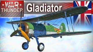 Gladiator na symulacji i godzinna bitwa :) - War Thunder