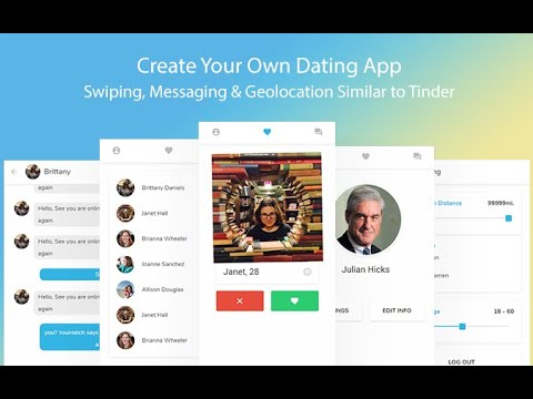 dating templates
