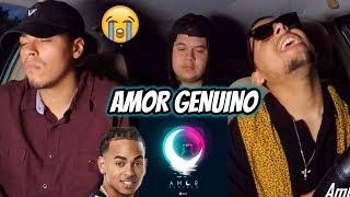 OZUNA AMOR GENUINO Audio Oficial REACCION REVIEW