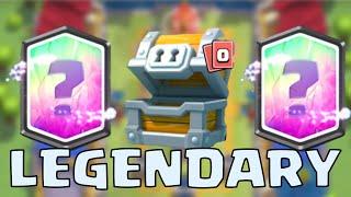 LEGENDARY GEZOGEN ! Clash Royale Chest Opening [Deutsch/CR]